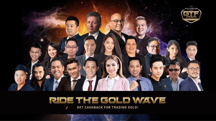Launch of Fullerton Markets' Gold Trading Festival 2021