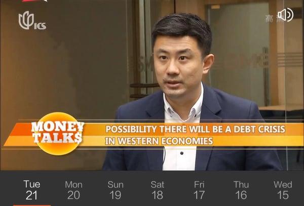 ICS Interview With Jimmy Zhu