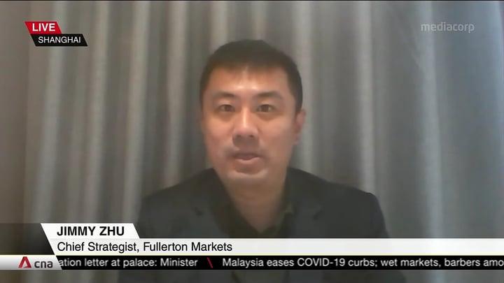 Jimmy Zhu LIVE On CNA 16 August 2021