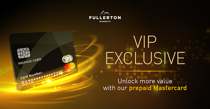Fullerton Markets Launches Its Prepaid MasterCard for VIP Clients