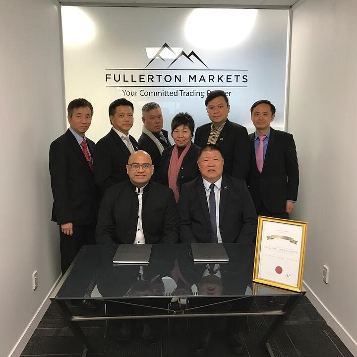 Fullerton Markets signs Hong Kong broker FG Global Enrich as White Label partner