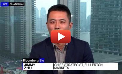 Jimmy Zhu LIVE on Bloomberg TV 20 March 2018